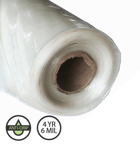 4 Year 6 mil IRAD Anti Drip Plastic - Various Sizes
