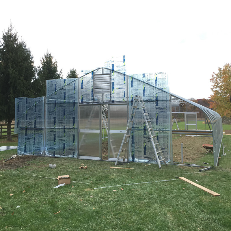 High Tunnels vs Greenhouses - Which Structure is Right for me