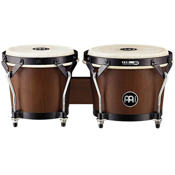 Meinl Headliner Designer Series Bongos - Walnut Brown