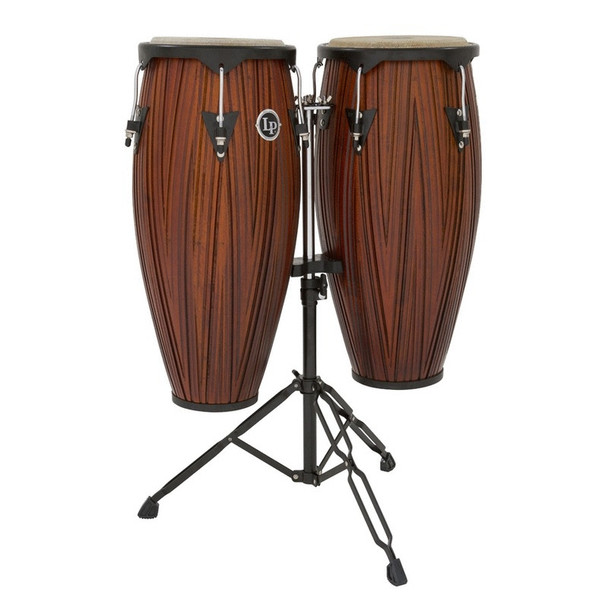 LP Carved Mango Wood City Series Congas