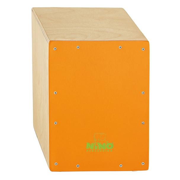 Nino Cajon Drum, Orange