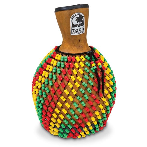 Toca Fiberglass Shekere, Rasta Beads
