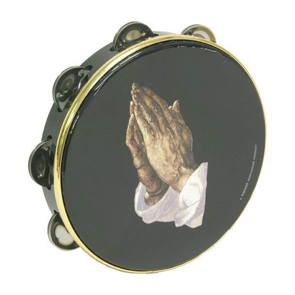 Remo Tambourine, Praying Hands