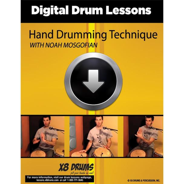 Hand Drum Technique: Bass, Tone, and Slap