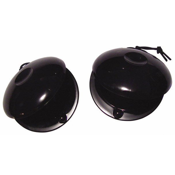 Grover Duplex Castanets, Hand Held 2 Pair