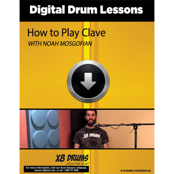 Lesson Download: How To Play Clave