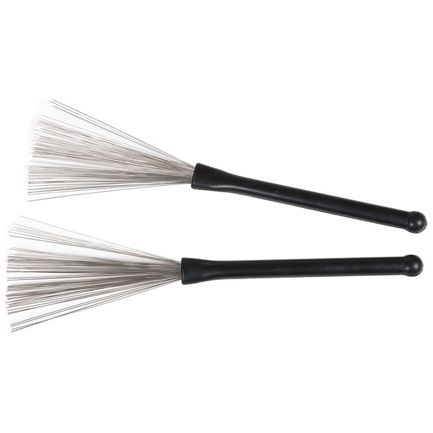 X8 Drums Compact Whip-Out Wire Brushes
