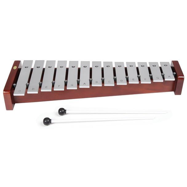 13-Key Glockenspiel with Mallets