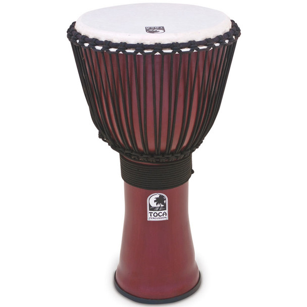 "Toca 14"" Freestyle II Djembe w/ Bag"