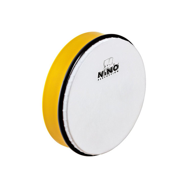 8-Inch ABS Hand Drum - Yellow