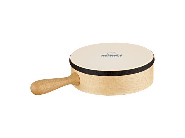 """8"""" Hand Drum with Handle - Synthetic Head"""