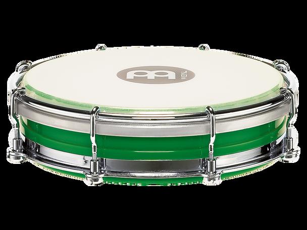 "6"" Floatune Tamborim with Synthetic Head - Green"