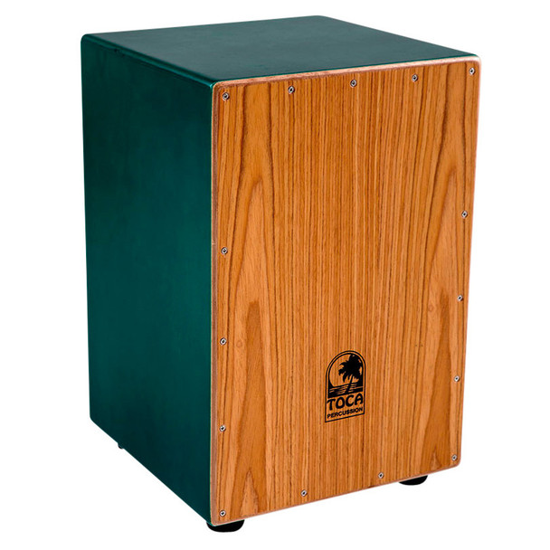 Toca Colorsound Cajon, Green