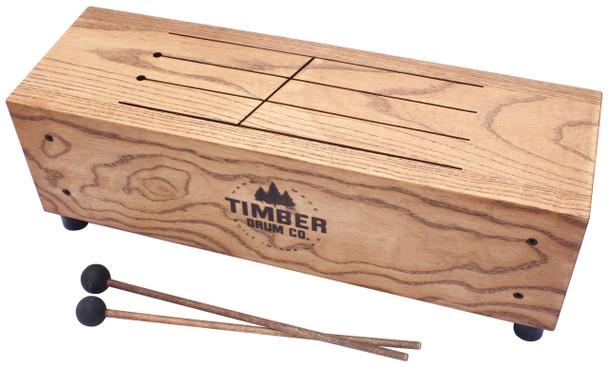 Timber Drum Company Slit Tongue Log Drum