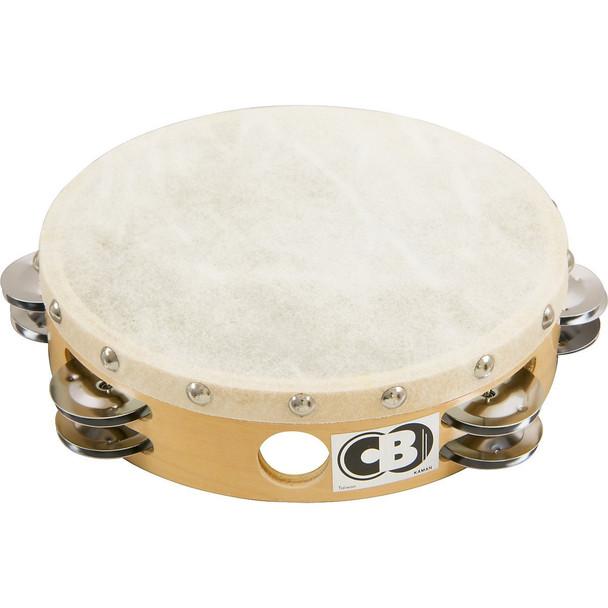 CB Drums 4034 8-Inch Tambourine