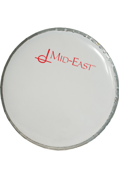 Mid-East Synthetic Head for Aluminum Doumbek 6.5""