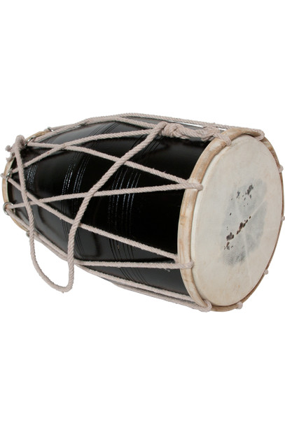 banjira Deluxe Delhi Style Cord and Ring Dholak