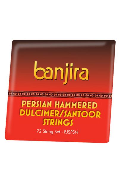 banjira Persian Hammered Dulcimer/Santoor String Set