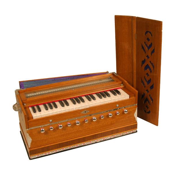 banjira Deluxe Harmonium 11-Knob *Blemished
