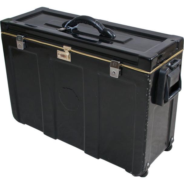 banjira Harmonium Fiberglass Case w/ Wheels *Blemished