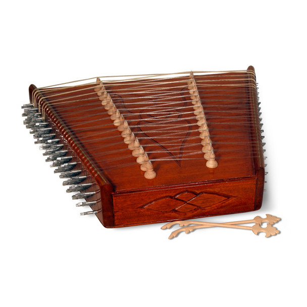 banjira Indian Santoor - Light *Blemished