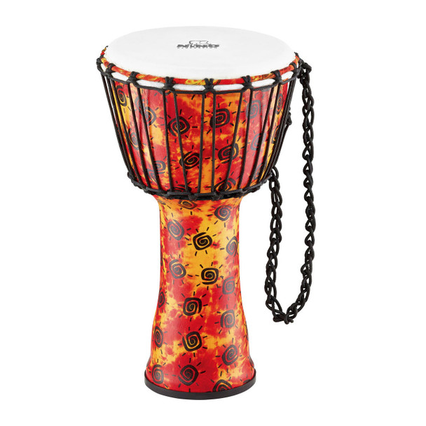 Nino Sunshine Synthetic 10 In. Djembe w/ Synthetic Head