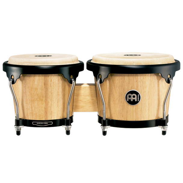 Meinl Headliner Series Wood Bongos Natural