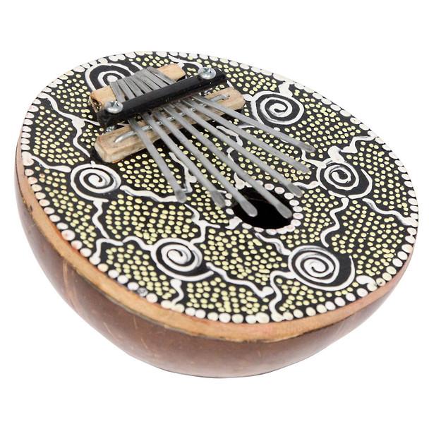 Hand-painted Kalimba Thumb Piano Karimba Mbira