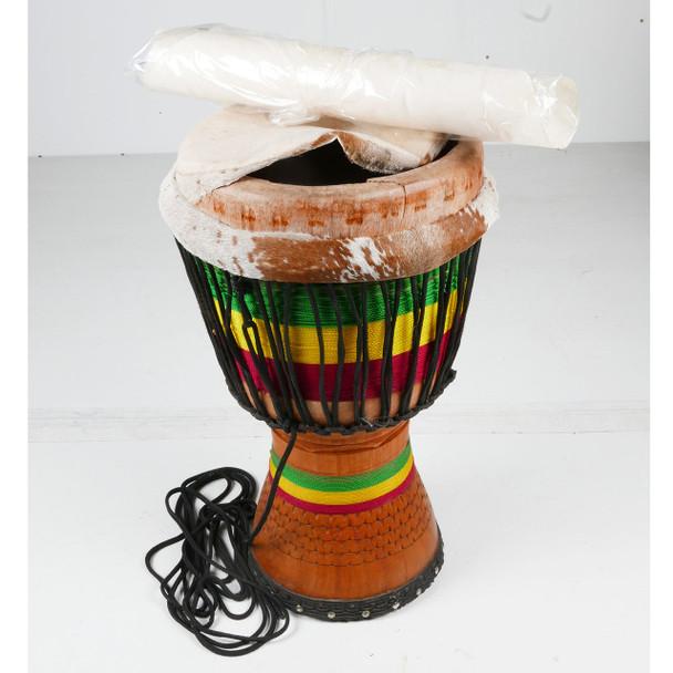 Scratch 'N Dent: Africa Origins Ivory Coast Djembe #0217-6