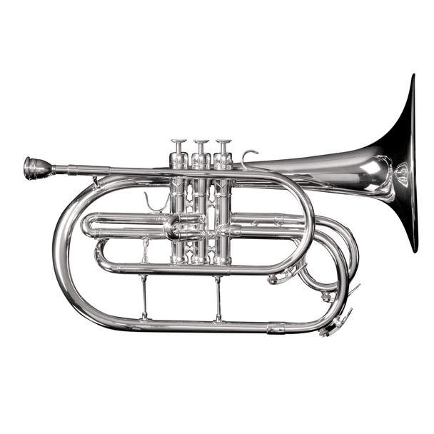 Adams Marching Mellophone w/ Case, Lacquer