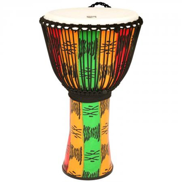 Toca Freestyle 10 in. Djembe, Spirit