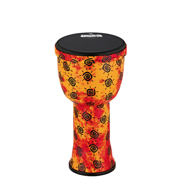 "Meinl VivaRhythm VR-SDJ8-NH Boom Series 8"" Djembe, Pre-tuned Napa Head, Sunshine Finish"