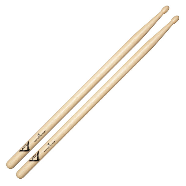 Vater 2B Wood Drum Sticks