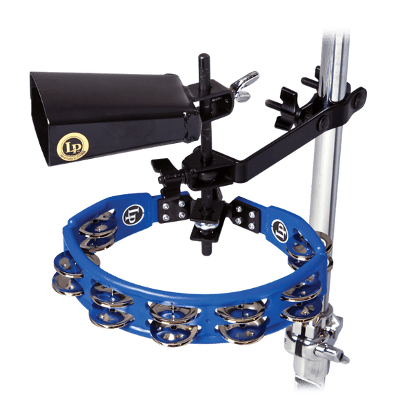 LP Cyclops Tambourine and Cowbell With Mount Pack (LP160NY-K)