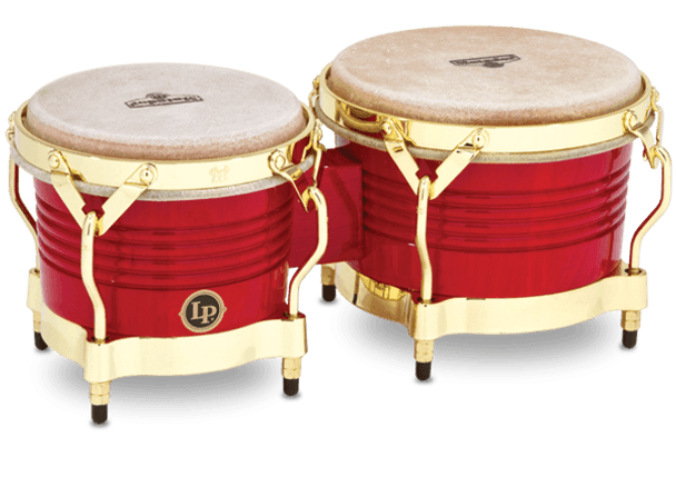 LP Matador Series Wood Bongos (M201-RW)