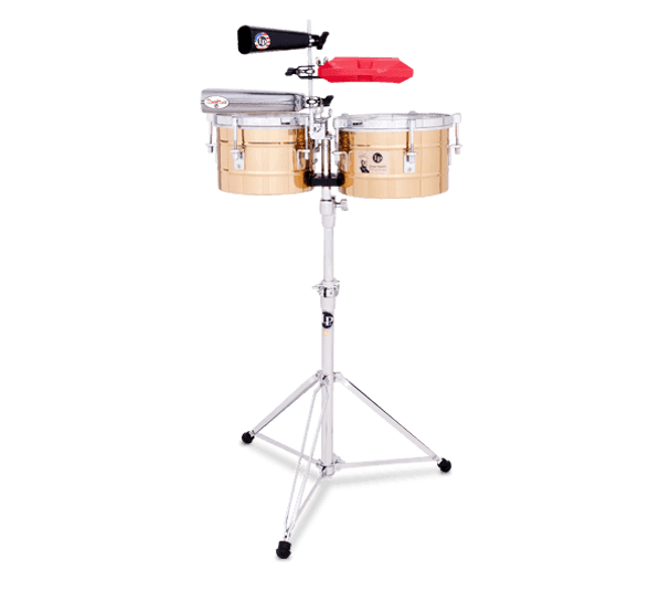 """LP Tito Puente 9-1/4"""" And 10-1/4"""" Timbales (LP272-BZ)"""