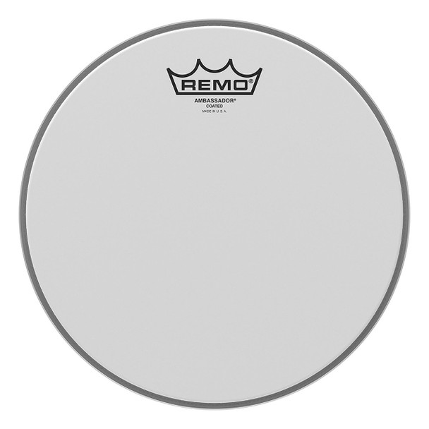 Remo Ambassador Coated Drum Head - 13 Inch (BA-0113-00)
