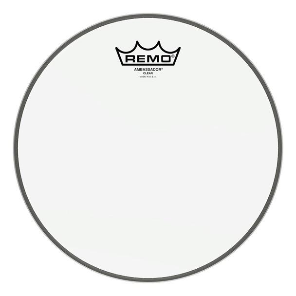 Remo Ambassador Clear Drum Head - 12 Inch (BA-0312-00)