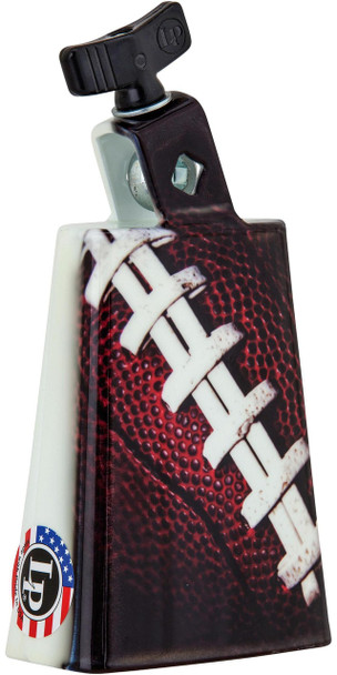 LP Collectabells Football Cowbell 5 in. (LP204C-FB)