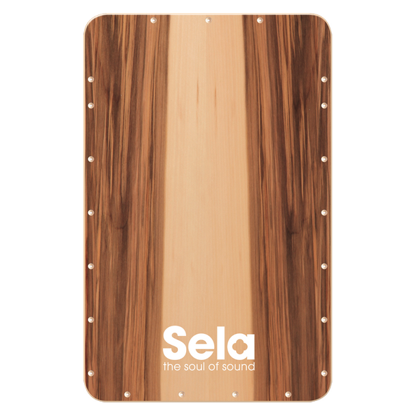 CaSela Satin Nut Playing Surface (Replacement Fronplate)