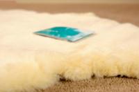 Medical Sheepskin Rug - Fleece Ease 110 cm length