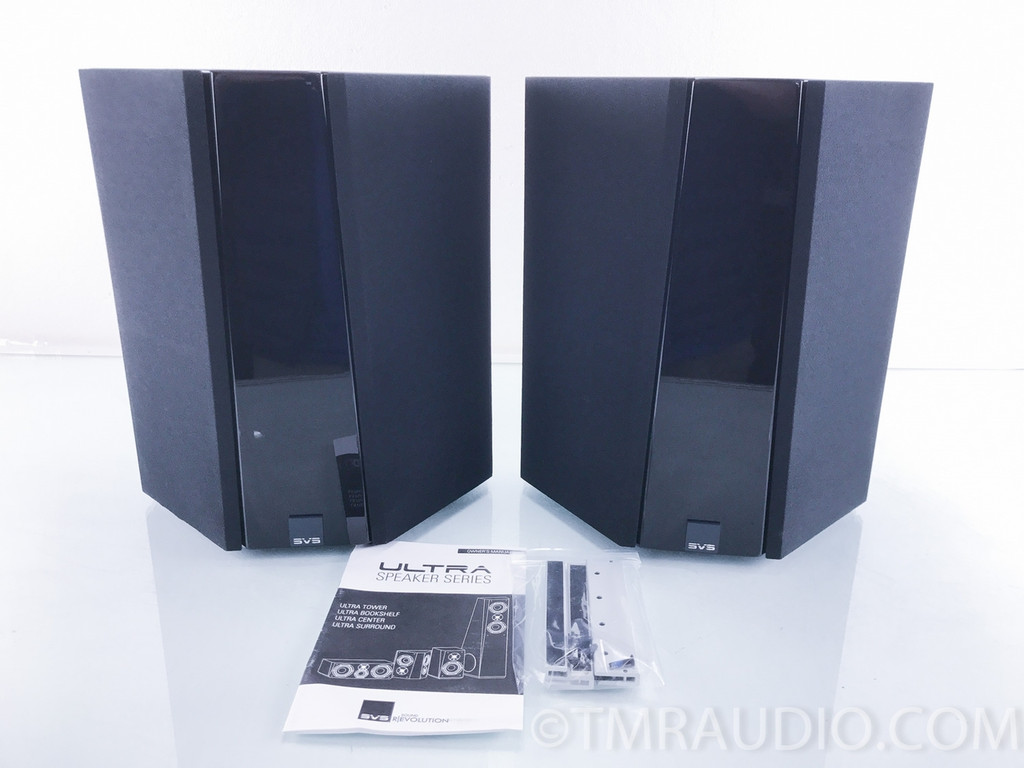 Svs Ultra Surround Speakers Pair The Music Room