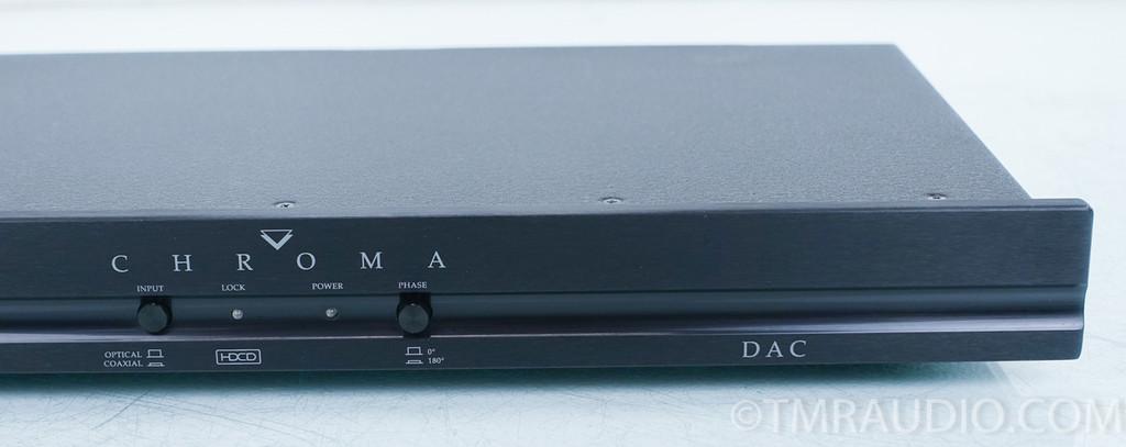 Theta Digital Chroma 396 Dac Hdcd D A Converter The