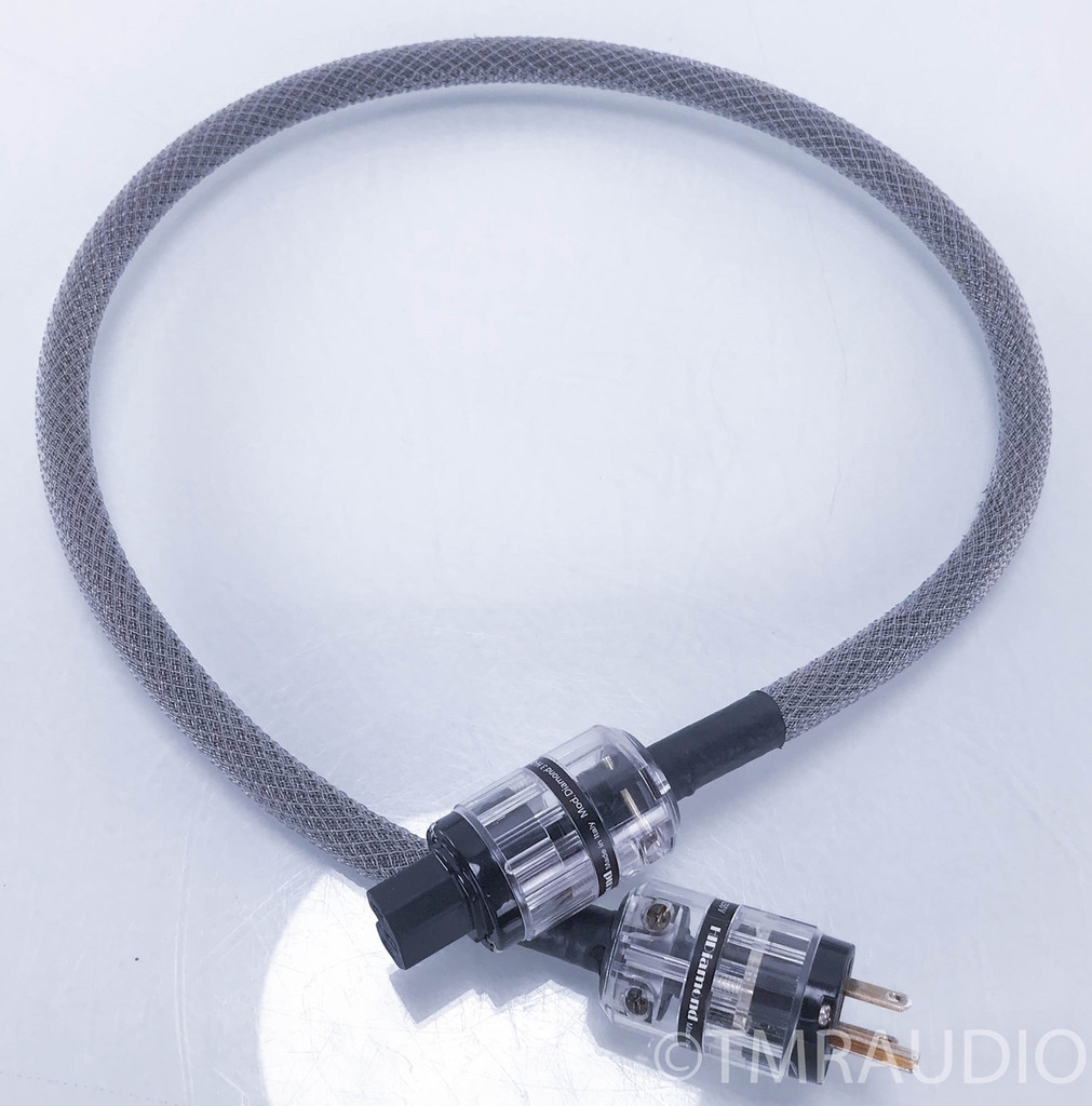 HiDiamond Diamond 3 Power Cable; 1m P3 AC Cord