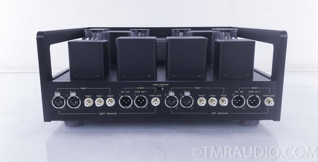 Allnic L-3000 MKII Stereo Tube Preamplifier; Remote (SOLD)