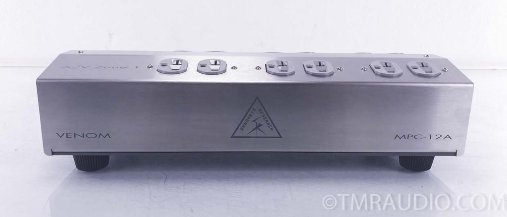 Shunyata Research MPC-12A Power Conditioner w/ Venom HC Power Cord