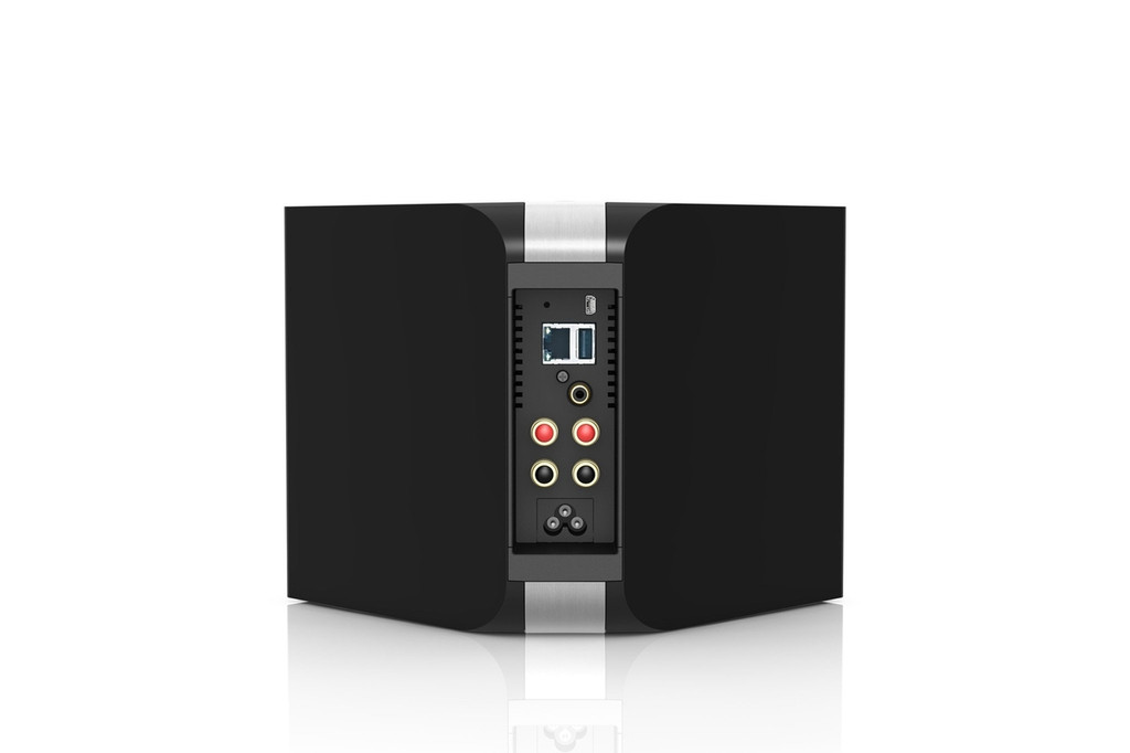 BlueSound PowerNode Amplified Wireless Streaming Music Player (New)