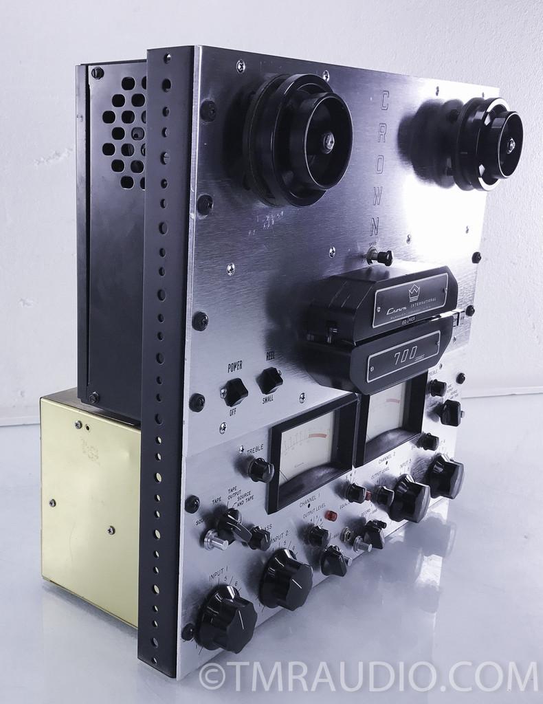 Crown CX724 Vintage Reel to Reel Tape Deck / Recorder / Player; Refurbished