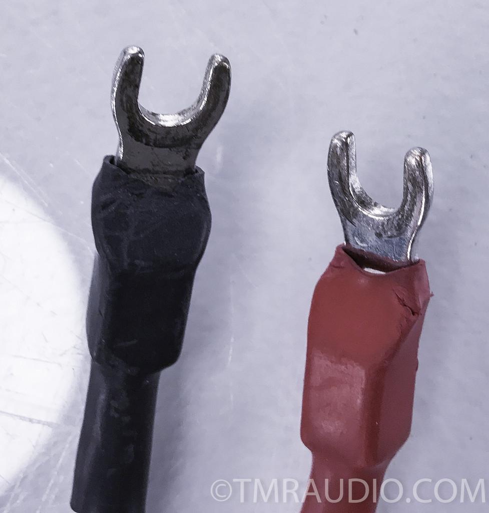 Cardas Cross Speaker Cables; 2m Pair; Spades