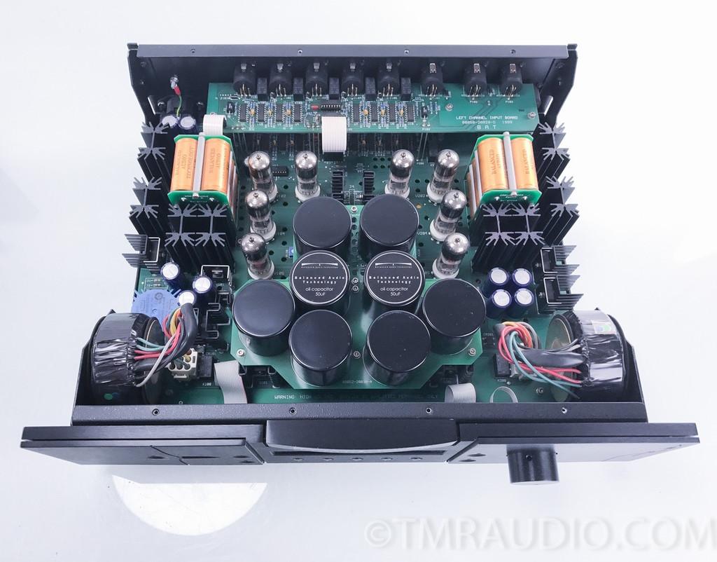BAT REX Stereo Tube Preamplifier (Balanced Audio Technology)